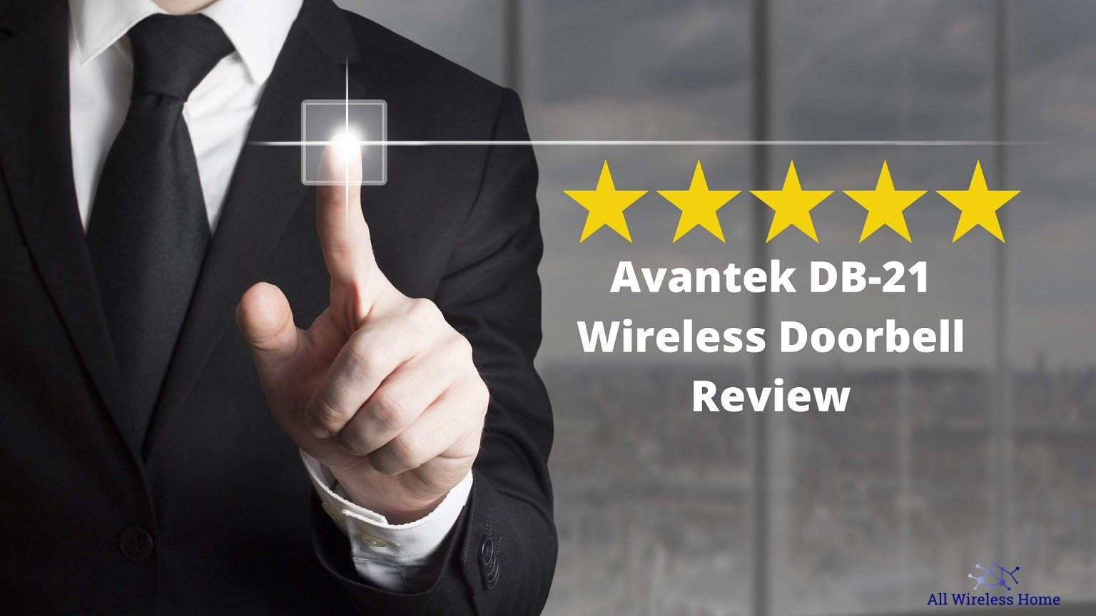 Avantek DB-21 Wireless Doorbell Review