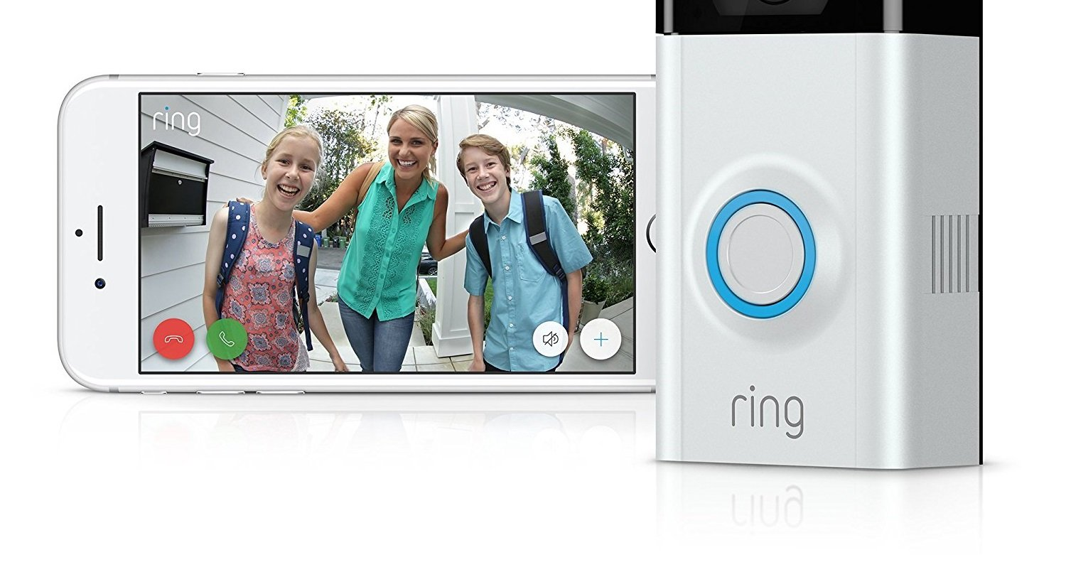 Ring Video Doorbell 2 WiFi Wireless Doorbell