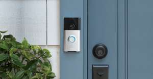 Ring WiFi Enabled Video Doorbell