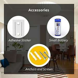 SadoTech Model CXR Wireless Doorbell Kit