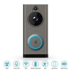 Video-Doorbell-PHYSEN-Waterproof-Wifi-Doorbell