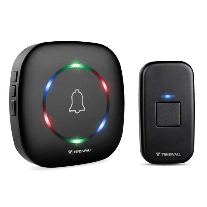 Wireless Doorbell By Tenswall 2nd version Review