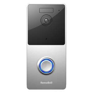 remo+ RemoBell WiFi Wireless Video Doorbell