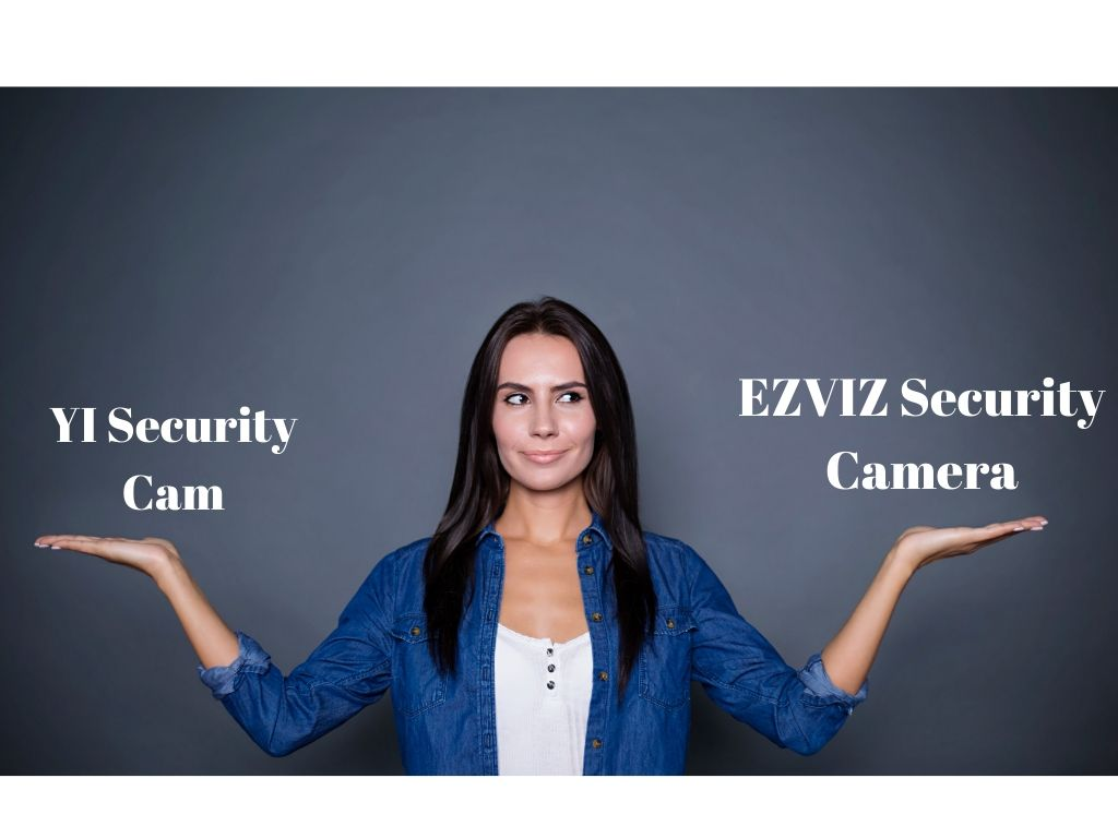 yi v ezviz security camera